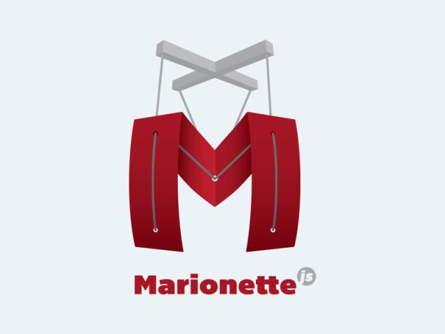 Marionette.js logo