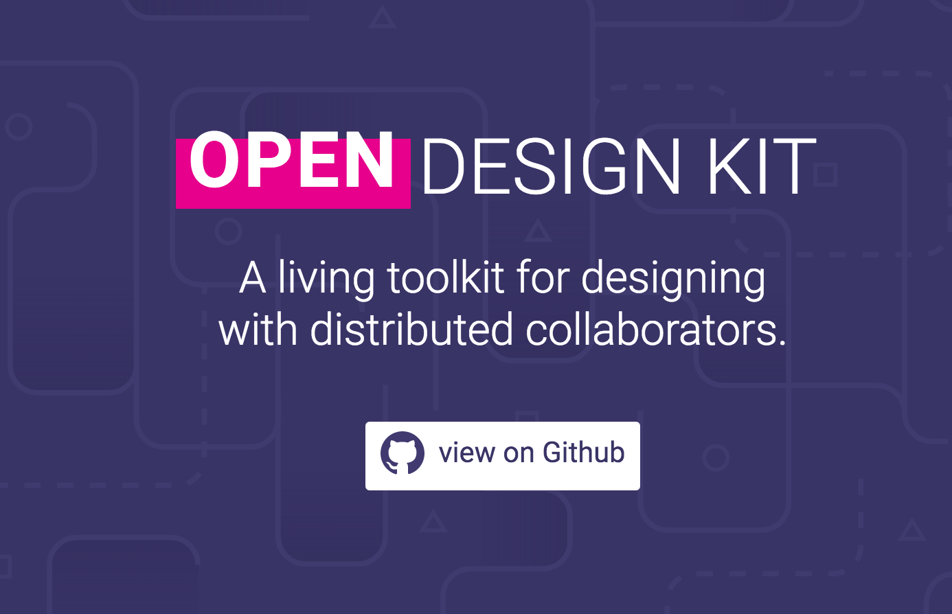 open design kit logo image