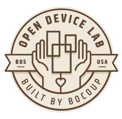 Bocoup Open Device Lab