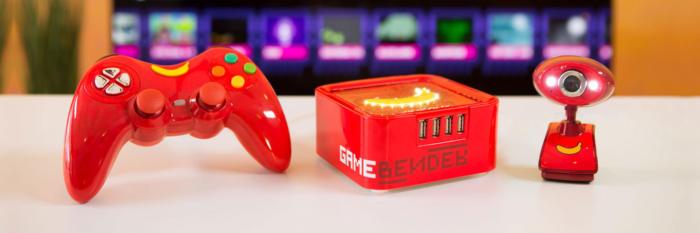 Gamebender console